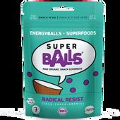 Bild: Super Balls Radical Resist Superfood Energyballs