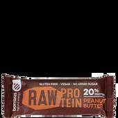 Bild: Bombus Raw Protein Bar Peanut Butter