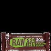 Bild: Bombus Raw Protein Cacao Bar