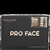 Bild: profusion cosmetics Pro Face 32 PC Professional Face Kit