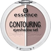 Bild: essence Contouring Eyeshadow Set 01mauve meets marshmallows