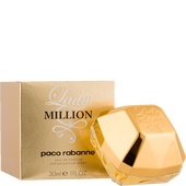 Bild: Paco Rabanne Lady Million Eau de Parfum (EdP) 30ml