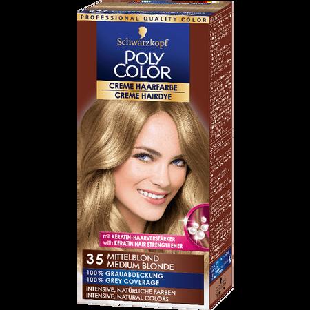 Schwarzkopf POLY COLOR Creme Haarfarbe