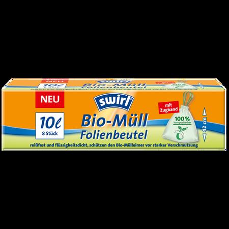 swirl Bio-Müll Folienbeutel 10 Liter