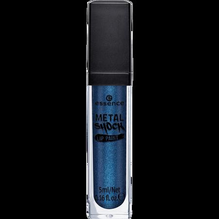 essence Metal Shock Lip Paint