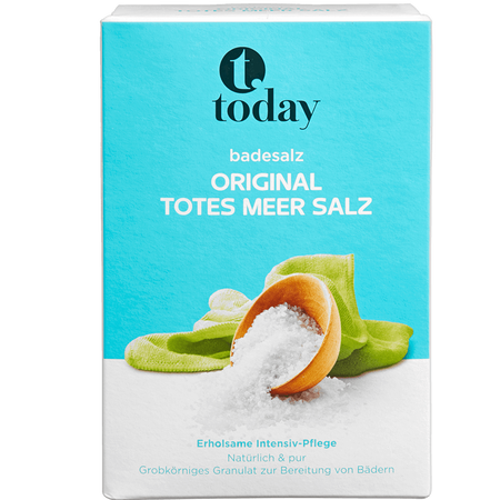 today Original Totes Meer Badesalz