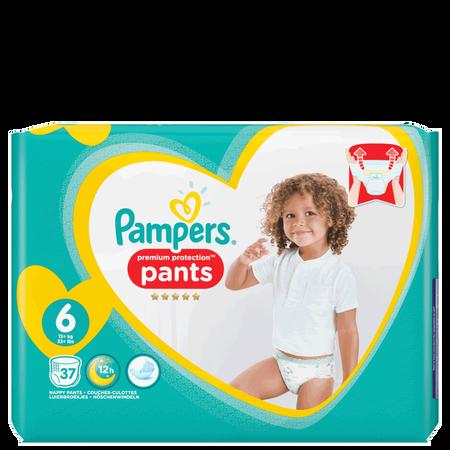 Pampers Premium Protection Pants Gr. 6 (15+ kg) Jumbo Pack