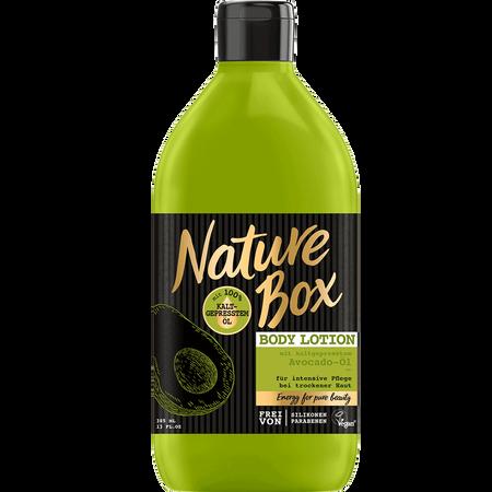 Nature Box Body Lotion Avocado-Öl
