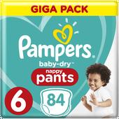 Bild: Pampers Baby-Dry Pants Gr. 6 Giga Pack
