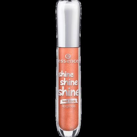 essence shine shine shine wet look Lipgloss
