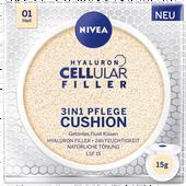 Bild: NIVEA Hyaluron Cellular Filler 3in1 Pflege Cushion hell