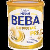 Bild: BEBA SUPREME PRE Anfangsnahrung