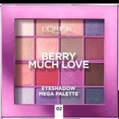 Bild: L'ORÉAL PARIS Berry Much Love Palette