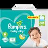 Bild: Pampers Baby-Dry Gr.6 (13-18kg) Giga Pack