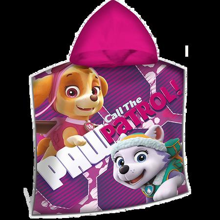 Disney's Badeponcho Paw Patrol rosa