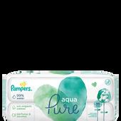 Bild: Pampers Feuchttücher Aqua Doppelpackung