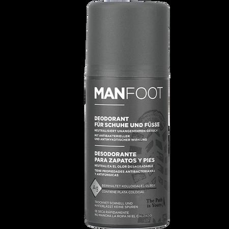MANFOOT Deodorant für Schuhe und Füsse