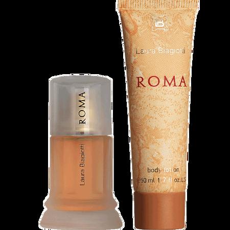Laura Biagiotti Roma Duftset Parfum & Bodylotion Eau de Toilette (EdT)