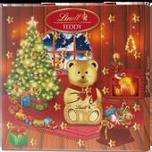 Bild: LINDT Adventkalender Teddy Jungen