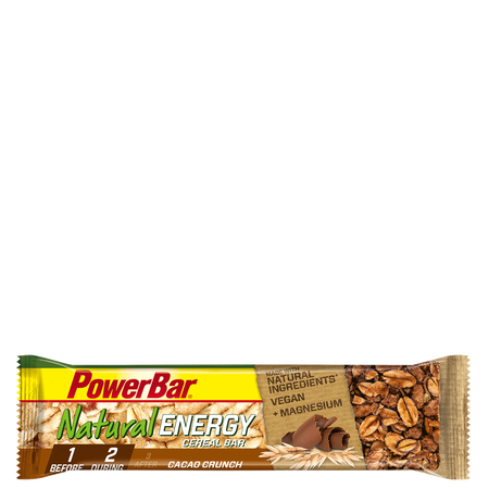 PowerBar Natural Energy Riegel Cacao Crunch