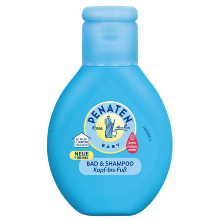 PENATEN Bad & Shampoo Kopf bis Fuss