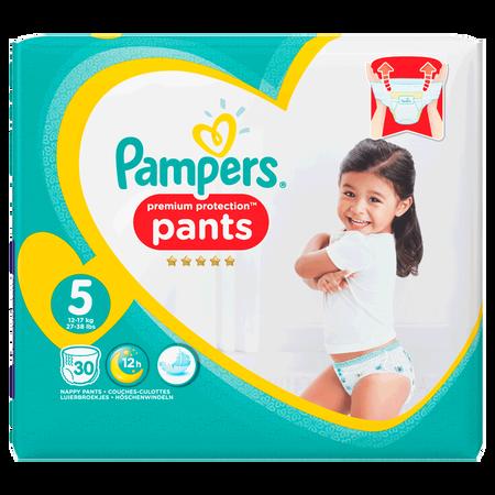 Pampers Premium Protection Pants Gr. 5 (12-17kg) Value Pack