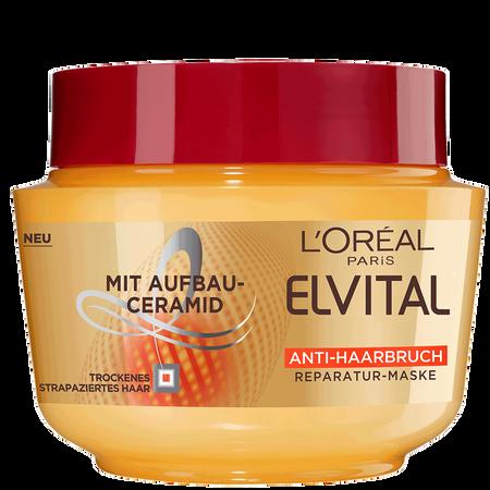 L'ORÉAL PARIS ELVITAL Anti-Haarbruch Reparatur-Maske