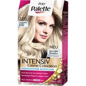 Bild: POLY Palette Intensiv-Creme-Coloration frostiges silberblond
