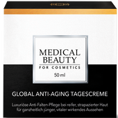 Bild: MEDICAL BEAUTY for Cosmetics Global Anti-Aging Tagescreme