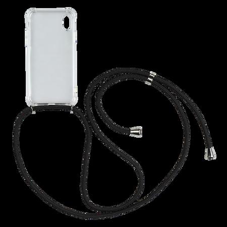 LOOK BY BIPA Handykette schwarz für Iphone 10