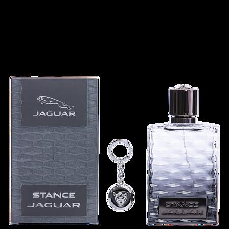Jaguar Stance Eau de Toilette (EdT) + gratis Keyring