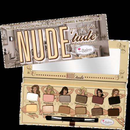 theBalm Nude Tude Nude Eyeshadow Palette