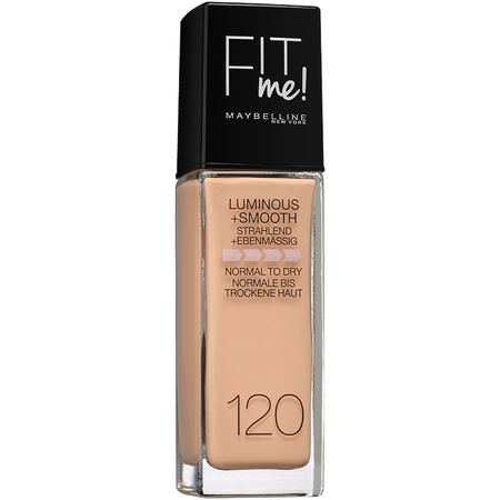Bild: MAYBELLINE FIT me! Luminous+Smooth Liquid Make Up classic ivory MAYBELLINE FIT me! Luminous+Smooth Liquid Make Up