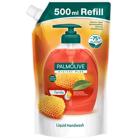 Palmolive Flüssigseife Hygiene Plus Family Nachfüllung