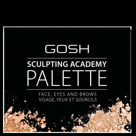 GOSH Sculpting Academy Palette