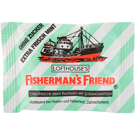 Fisherman's Friend Mint Pastillen