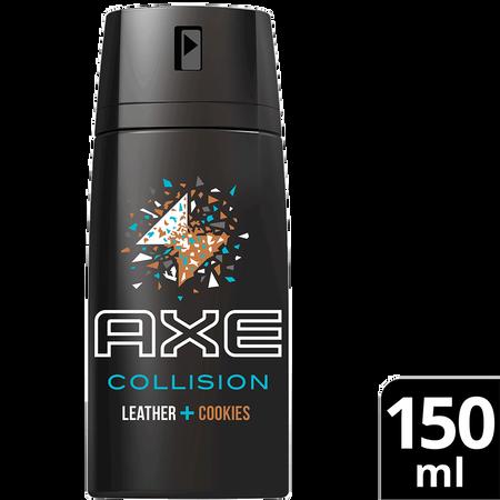 AXE Collision Deospray