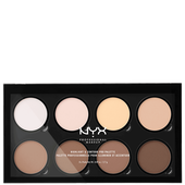 Bild: NYX Professional Make-up Highlight & Contour Pro Palette