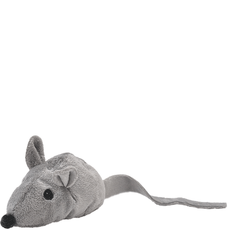 Aumüller Katzenspielzeug Baldi-Maus
