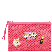 Bild: LOOK BY BIPA Mesh Clutch pink
