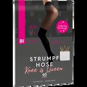 Bild: BI STYLED Knee is Queen Overknee Strumpfhose 60 DEN