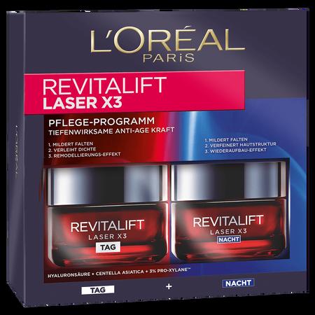 L'ORÉAL PARIS Revitalift Laser X3 Pflegeset