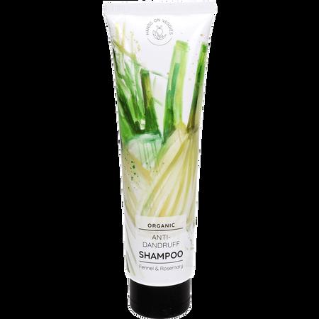 Bild: Hands on Veggies Bio Anti Schuppen Shampoo Fenchel Rosmarin  Hands on Veggies Bio Anti Schuppen Shampoo Fenchel Rosmarin