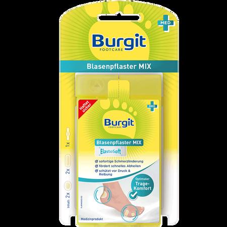 Burgit Blasenpflaster Mix Elastosoft