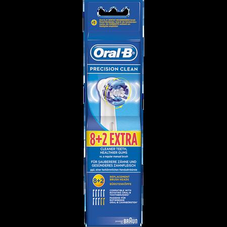 Oral-B Aufsteckbürsten Precision Clean