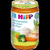 Bild: HiPP Gemüserisotto mit zarter Bio-Pute