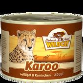 Bild: Wildcat Karoo Adult Geflügel  Kaninchen