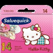 Bild: Salvequick Hello Kitty Pflaster