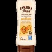 Bild: Hawaiian Tropic Satin Protection Sonnencreme LSF 30