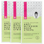 Bild: BI CARE Clear Solution Anti Mitesser Nose Strips